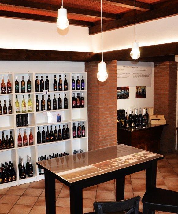 Cantina inaldi Vini in Piemonte