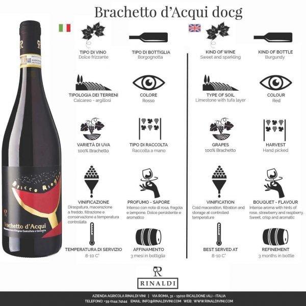 Brachetto d'Acqui Rioglio
