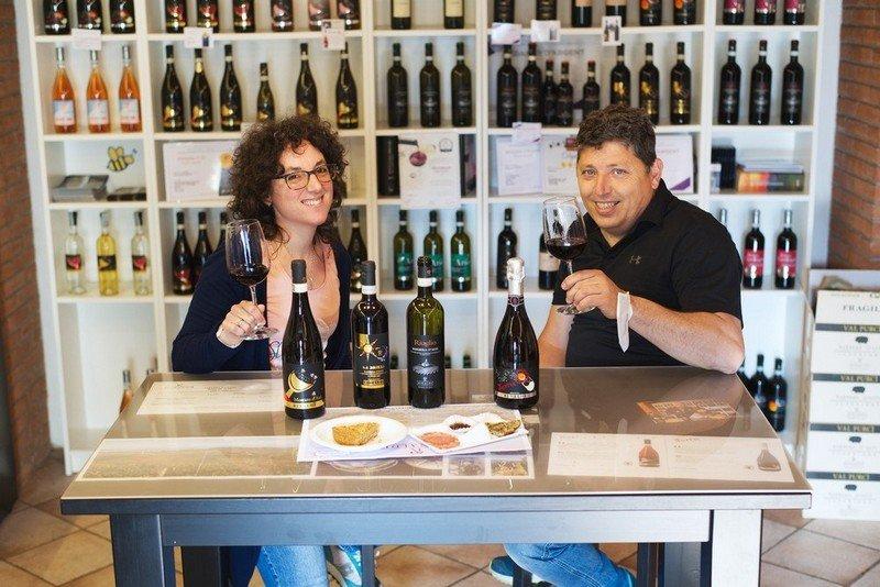 degustazione dei vini rinaldi Monferrato, Ricaldone